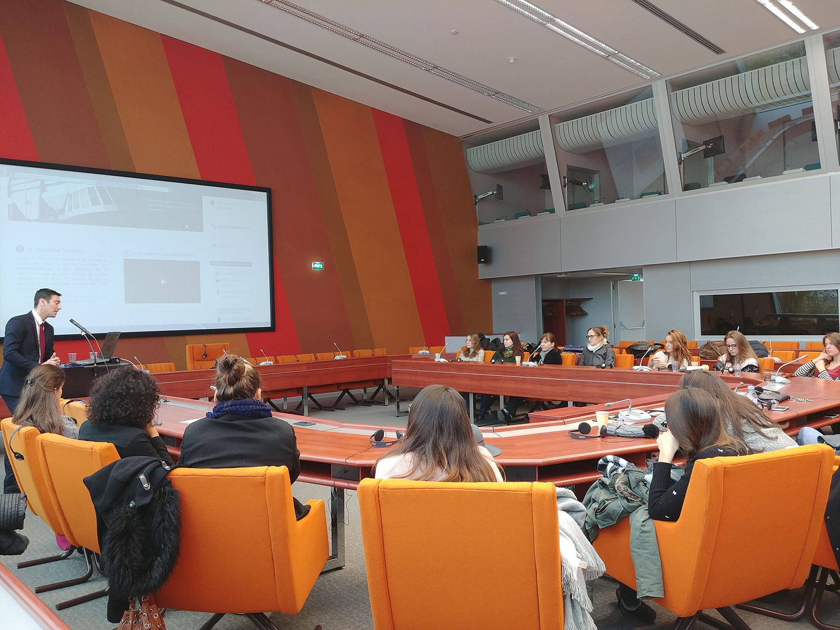 Conseil de l'Europe Strasbourg