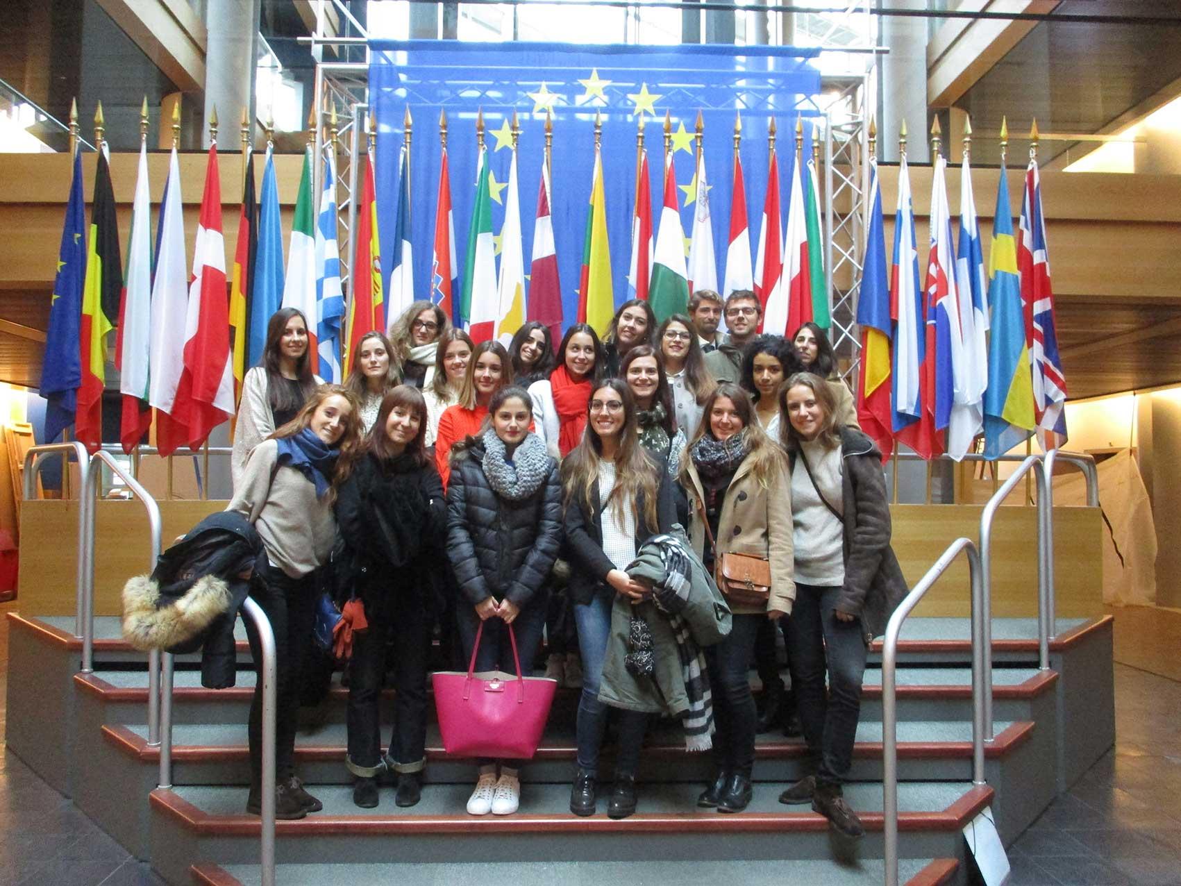 Groupe Study Tour Strasbourg 2017